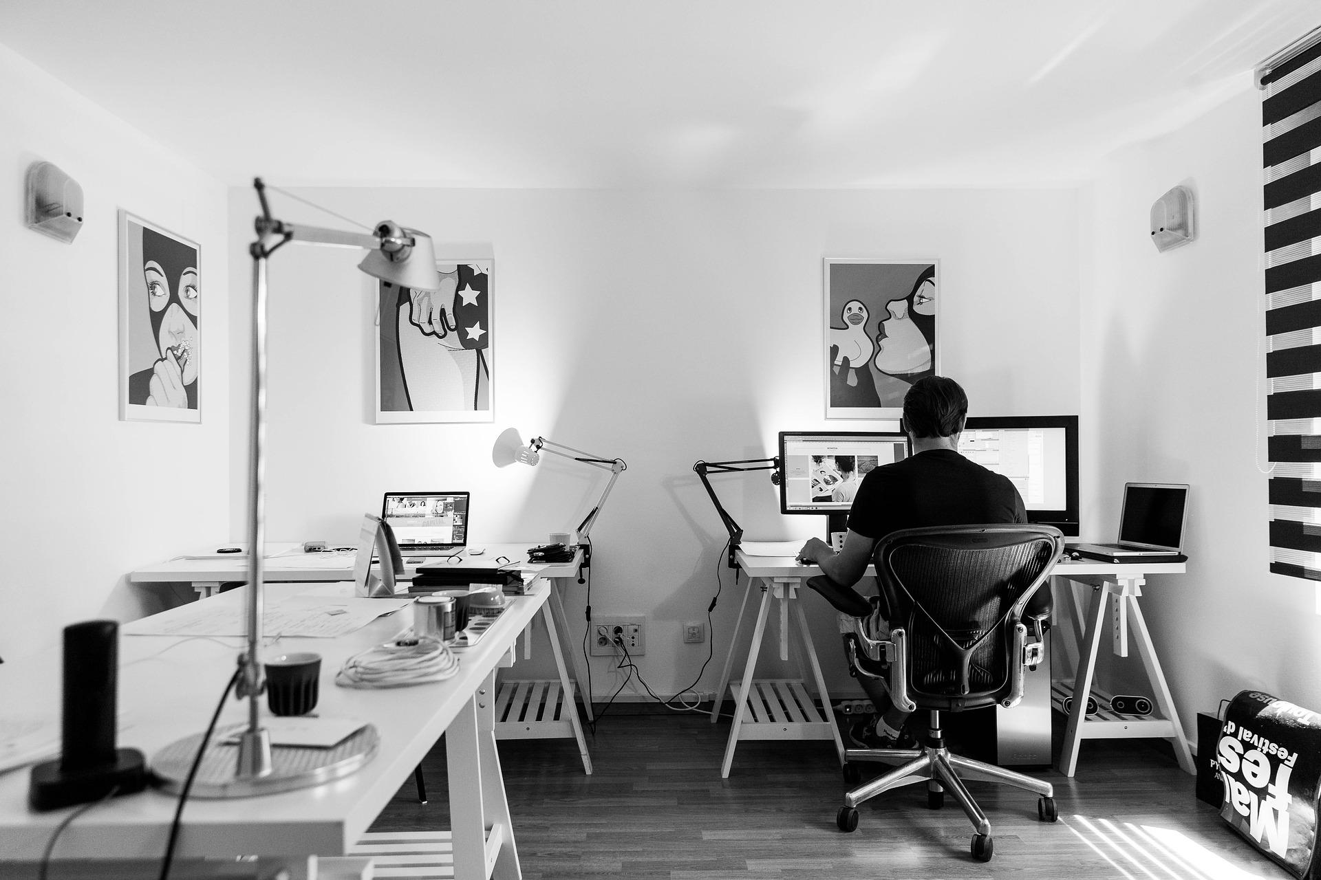 pracownia projektowa freelancera
