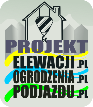 Projekt Elewacji , Projekt Ogrodzenia , Projekt Podjazdu